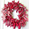 Bandana Rag Wreath