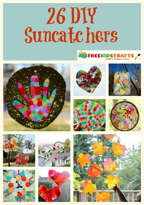How to Make a Suncatcher