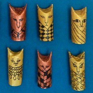Egyptian Cat Mummies