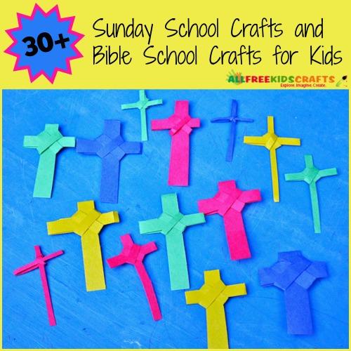 38 sunday school crafts and bible school crafts for kids for Vacation bible school crafts for adults