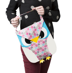 Unbelievably Cool Owl Tote