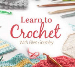 Learn to Crochet Online Class