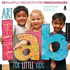 art lab for little kids review AllFreeKidsCrafts Giveaway: Art Lab for Little Kids