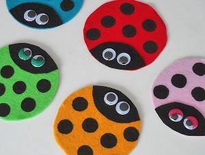 Ladybug CDs