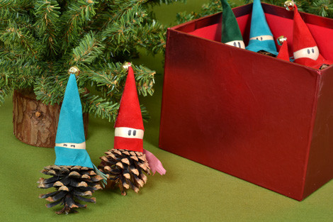 Little Pinecone Elves
